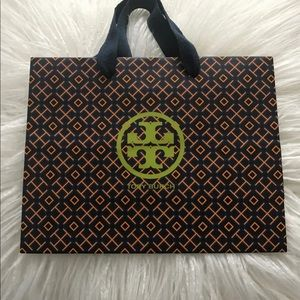 Tory Burch large shopping bag